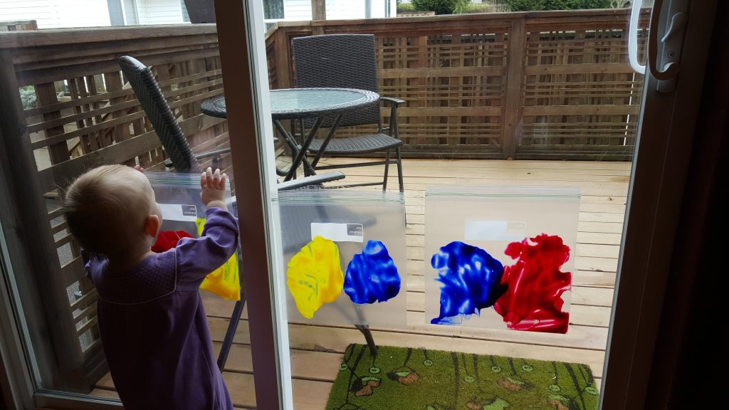 easy art project for toddlers