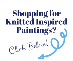 Shop for knitted inspired paintings